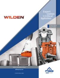 Folheto de Metal Wilden FIT (WIL-11502-C)