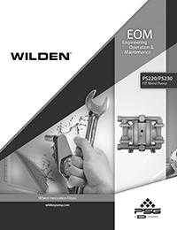 Procurado PS220 / 230 Metal EOM