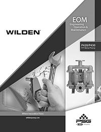 Procurado P420 / 430 Metal EOM