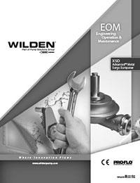 Wilden XSD EOM (WIL-19011-E)